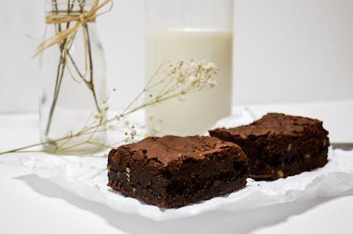 Natalies Bakery - Walnut Brownies